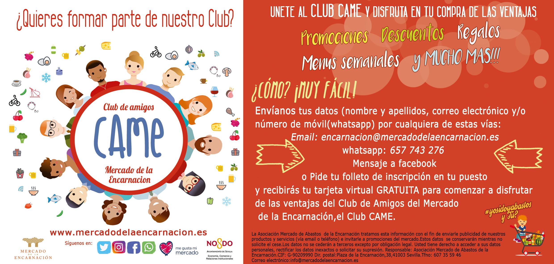 Club de Amigos del Mercado de la Encarnación